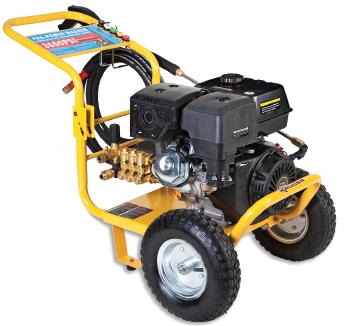 Hidrolimpiadora autónoma KHG170F